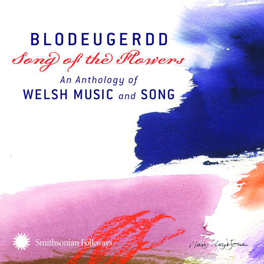 welsh traditional folk music compilation blodeugerdd cd